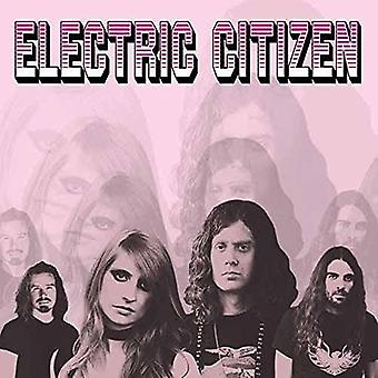 Electric Citizen - Higher Time [CD] USA import