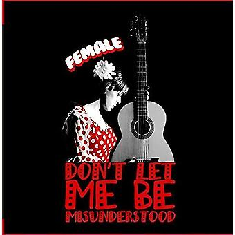 Female - Don't Let Me Be Misunderstood [CD] USA import