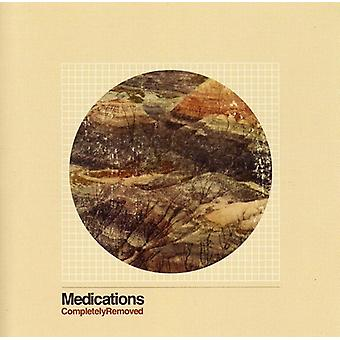 Medications - Completely Removed [CD] USA import