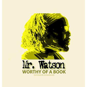 Mr Watson - Worthy of a Book [CD] USA import
