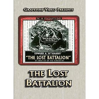 Lost Battalion [DVD] USA import