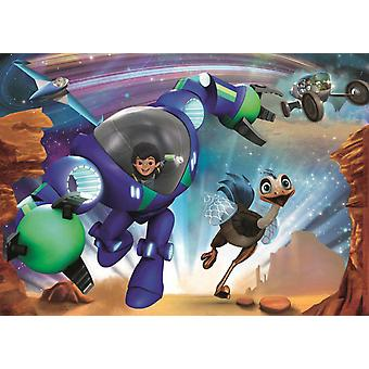 Disney Miles From Tomorrowland Jigsaw Puzzle (100 XL Pieces)