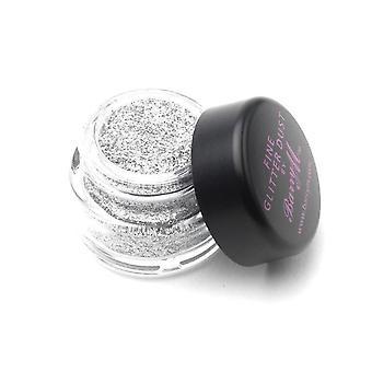 Pekka Mäkinen Fine Glitter Dust-hopea