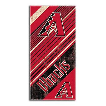 Arizona Diamondbacks MLB Northwest Beach Bath Towel