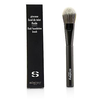 Sisley Pinceau Fond De Teint Fluide (fluid Foundation Brush) - -