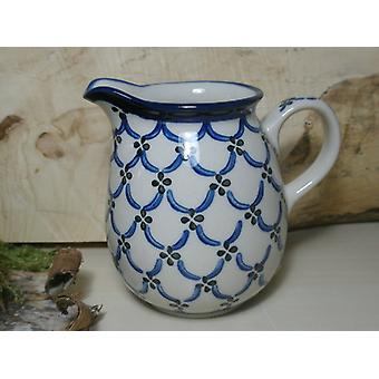 Jar, 1500 ml, height 16 cm, 25 - tradition polacco ceramica - BSN 7702