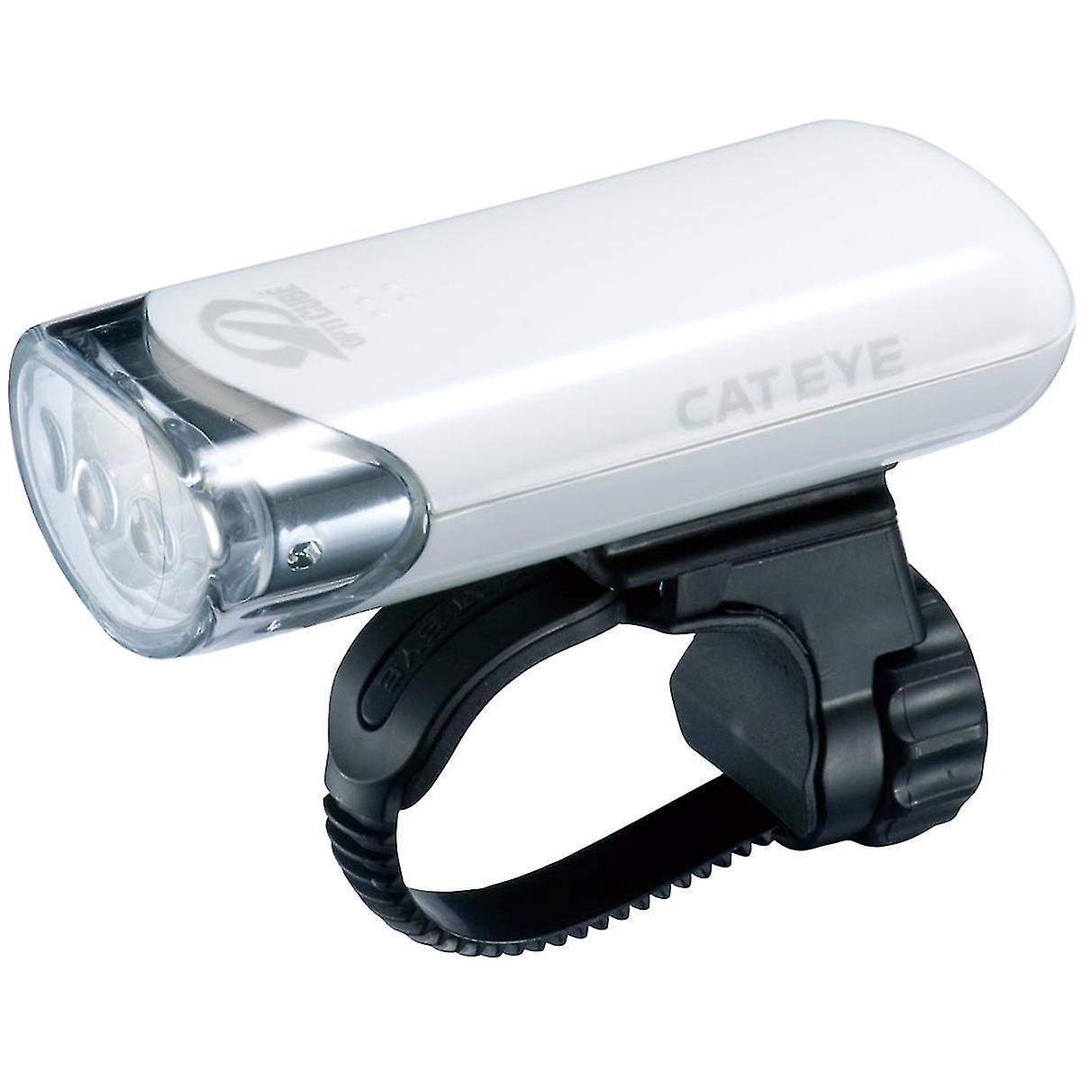 CatEye cykling strålkastare - HL-EL135N vit