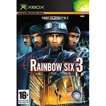 Tom Clancys Rainbow Six 3-headsettets udgave (Xbox)-ny