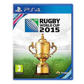 Rugby World Cup 2015 (PS4) - New