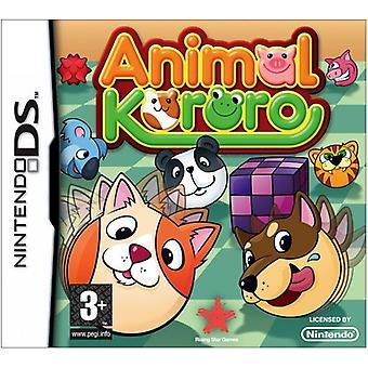 Animal Kororo (Nintendo DS) - Novo