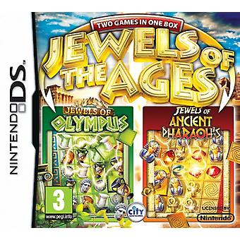 Jewels of the Ages (Nintendo DS) - Neu