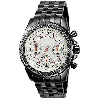 Invicta Signatur 7169 Edelstahl Chronograph Uhr
