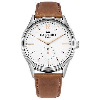 הגברים של בן שרמן שעונים SP, שדות ויניל GEO WB015T