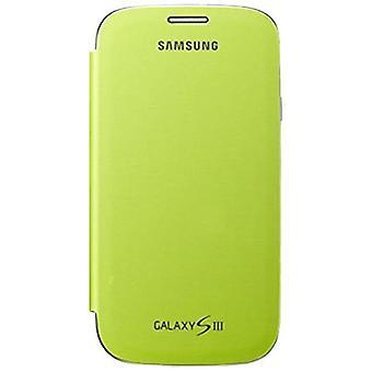 الأكبر Galaxy S3 S3 LTE الأخضر القضية، غطاء الوجه الأصلي المسابقة-1G6FME