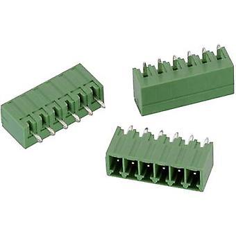 Würth Elektronik Pin kotelo - PCB 3211 kokonaismäärä nastat 3 yhteystiedot välistys: 3,50 mm 691321100003 1 PCs()