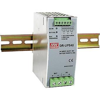 يعني جيدا DR-UPS40 السكك الحديدية التي شنت PSU (DIN) 24 V DC 2 A