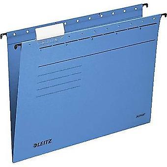 Leitz Suspension file Alpha A4 Blue 5 kpl/pakkaus 19853035 5 kpl