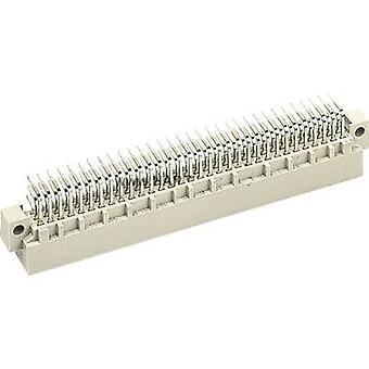 Harting 09 03 196 6922 Edge conector (pinos) Número total de pinos 96 No. de linhas 3 1 pc(s)