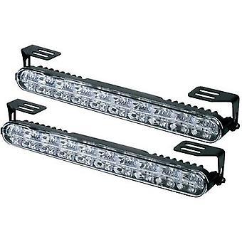 DINO 610790 610790 Daytime running lights, Side marker LED (monochrome) (W x H x D) 230 x 28 x 35 mm