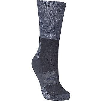 Tunkeutuminen naisten/naisten johtaja Coolmax Polycotton vaellus Patikointi sukat