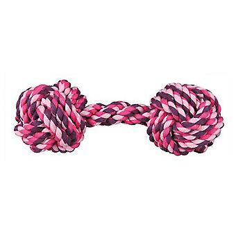 Trixie Denta Fun Rope Dumbbell (Dogs , Toys & Sport , Ropes)