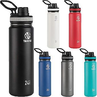 Takeya Originals 24 oz. Insulated Stainless Steel Water Bottle