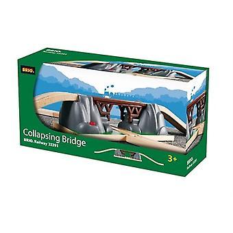 布里奥 33391 坍塌桥