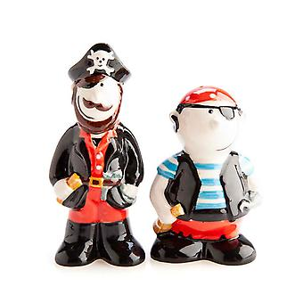 Sel de pirate & poivre Set