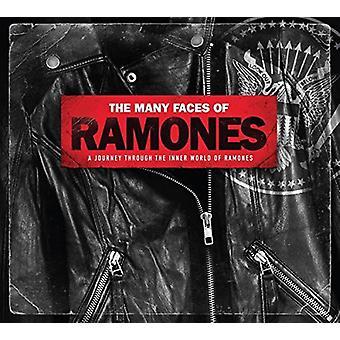 Many Faces of Ramones - Many Faces of Ramones [CD] USA import