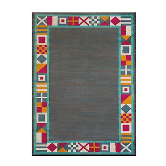 United Weavers Regional Concepts Maritime Signal Border Area Rug