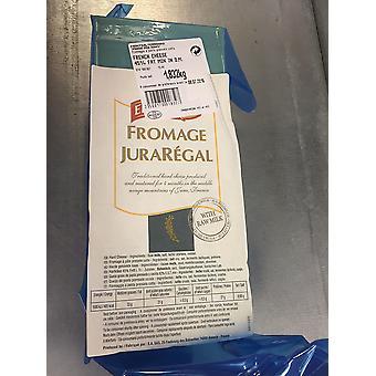 Juraregal French Hard Cheese Block