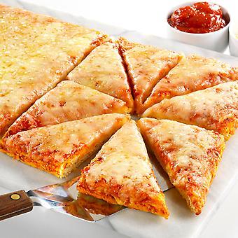 Capri Frozen Rectangular Low Fat Cheese & Tomato Pizzas