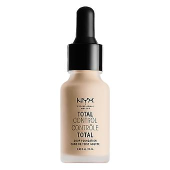 NYX PROF. MAQUIAGEM Total Control Drop Foundation-Alabaster 13ml