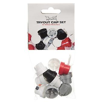 Montana Spray Paint Caps - Tryout Cap 10 Pack