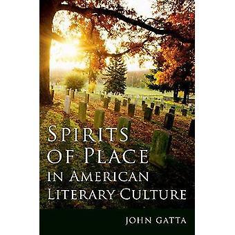 Espíritos do lugar na cultura literária americana por espíritos do lugar em