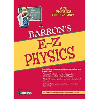 E-Z Physics (4th edition) by Robert L. Lehrman - 9780764141263 Book
