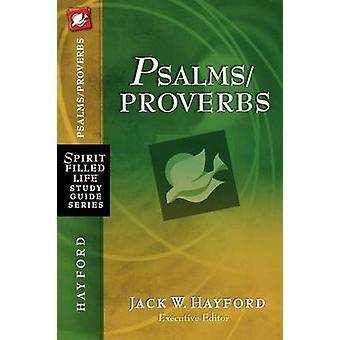 Sflsg - Psaumes/proverbes de Jack W. Hayford - Book 9781418533298