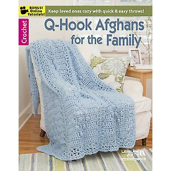 Q krok afghaner familj - hålla nära och kära Cozy med snabb & lätt kast!