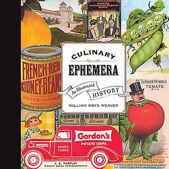 Culinary Ephemera - An Illustrated History by William Woys Weaver - 97