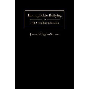 Homofoob pesten in het Ierse secundair onderwijs door James O'Higgins-N