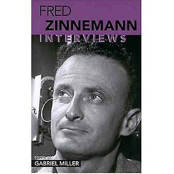 Fred Zinnemann - Interviews par Gabriel Miller - livre 9781578066988
