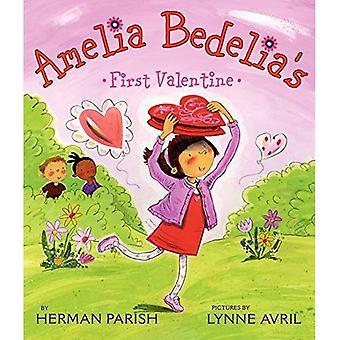 Première Saint-Valentin de Amelia Bedelia