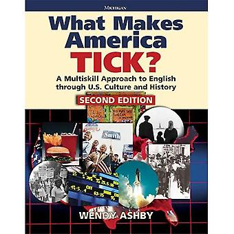 Was macht Amerika Tick?: ein Multiskill Ansatz ins Englische durch U. S. Kultur und Geschichte