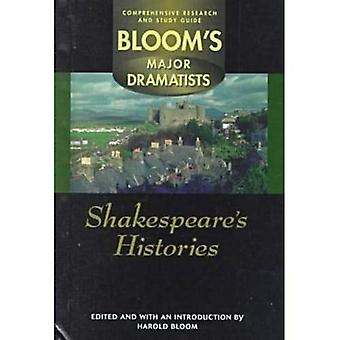 Shakespeare: Geschichten (Blooms Major Dramatiker)