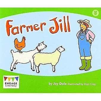 Bonden Jill (engasjere Literacy rart ord)