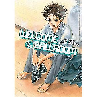 Bienvenue à la salle de bal 5