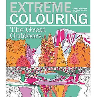 Extreme Färbung: Die Natur