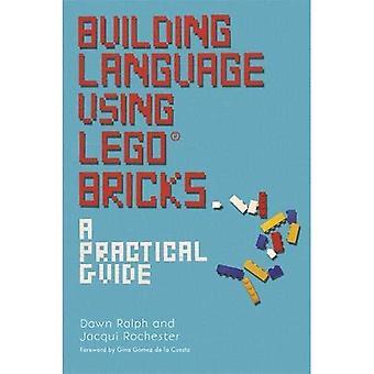 Mattoni da costruzione lingua utilizzando LEGO