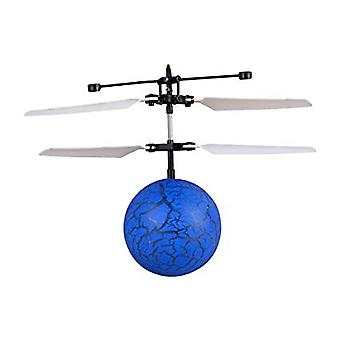 Flying Ball/Infrared Induction ball (blue)