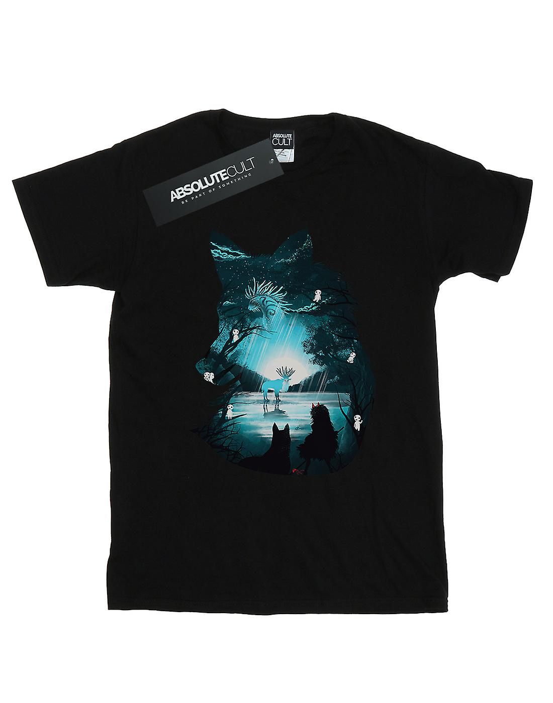 Dan Dingeroz Men's Mystical Wolf T-Shirt